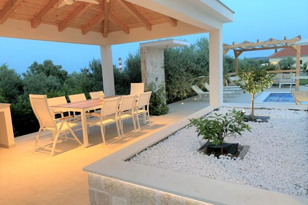 Grill - Holiday home in Trogir