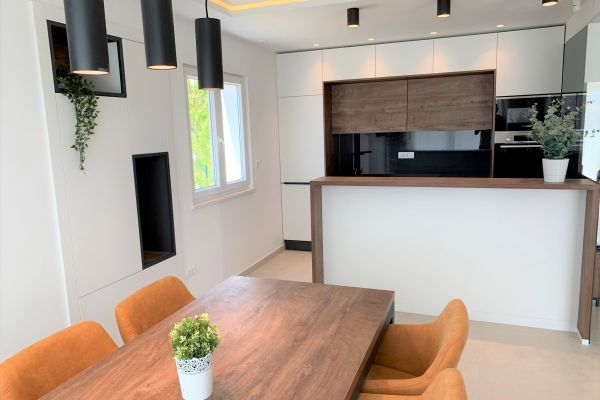 Kitchen - Apartments in Trogir