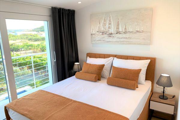 Bedroom - Apartments in Trogir